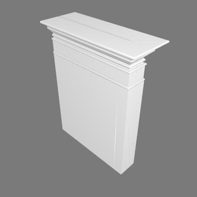 Pilaster (PILG3)