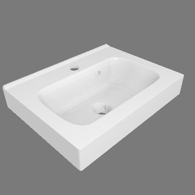 Lavatório Remix Branco Sensea (89531876)