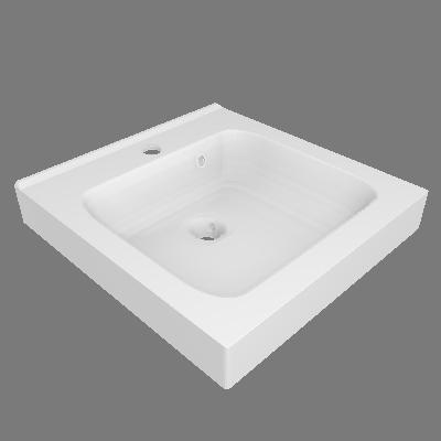 Lavatório Remix Branco Sensea (89531925)