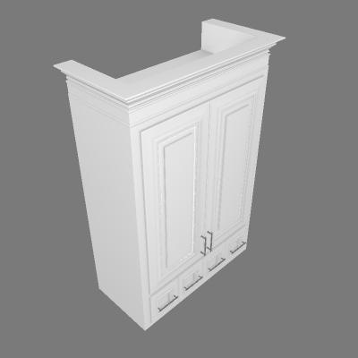 2 Doors 4 Drawers (WADU3042)