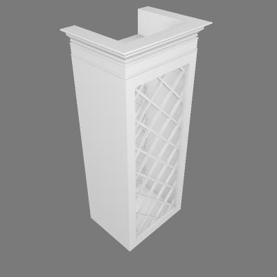 Wine Rack Cabinet (W1842)