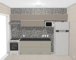 Cozinha Belíssima - SEMI DUPLA