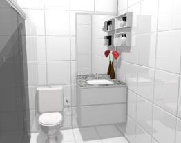Banheiro da Suíte - Projeto