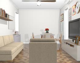 Apt 11 - Sala de estar (1º Apt)