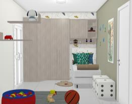 Dormitorio Caio