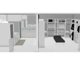 Sprouse 1, banheiro e closet 1