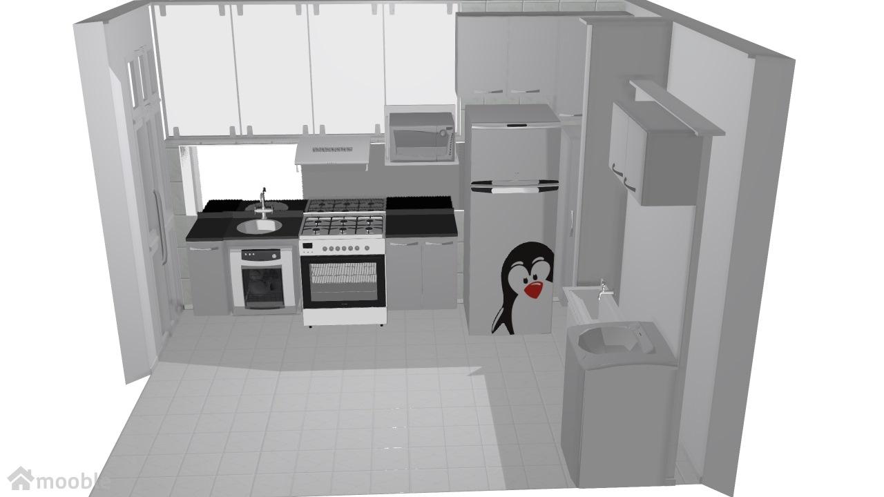 minha cozinha é assim