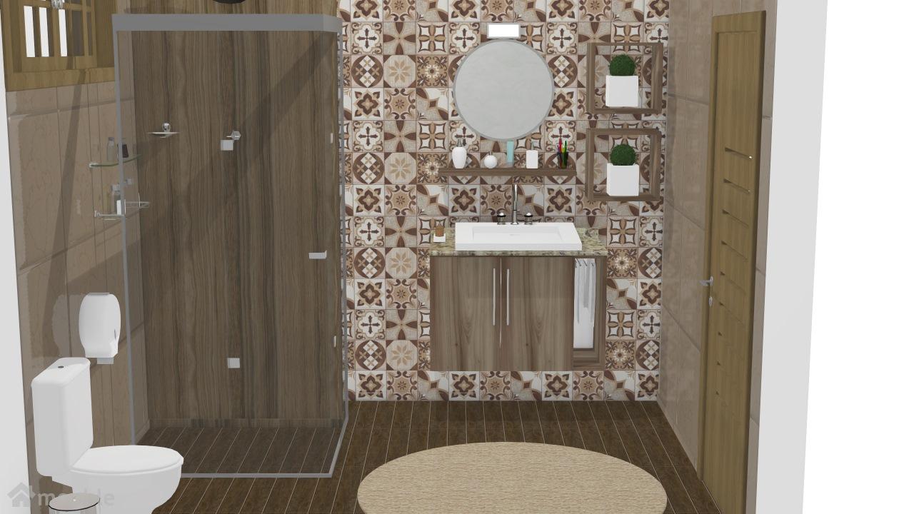 Banheiro 4º casa 23