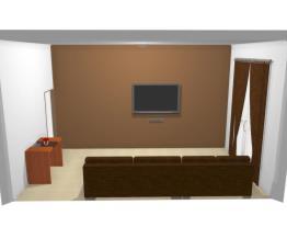 nossa sala reform -casa