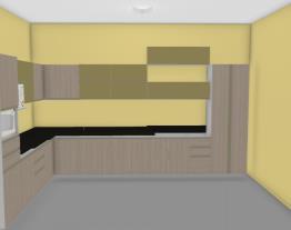 cozinha chacara