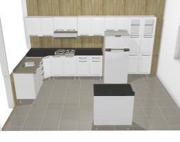 cozinha elisa aço