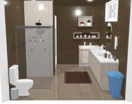 banheiro social casa de praia 3