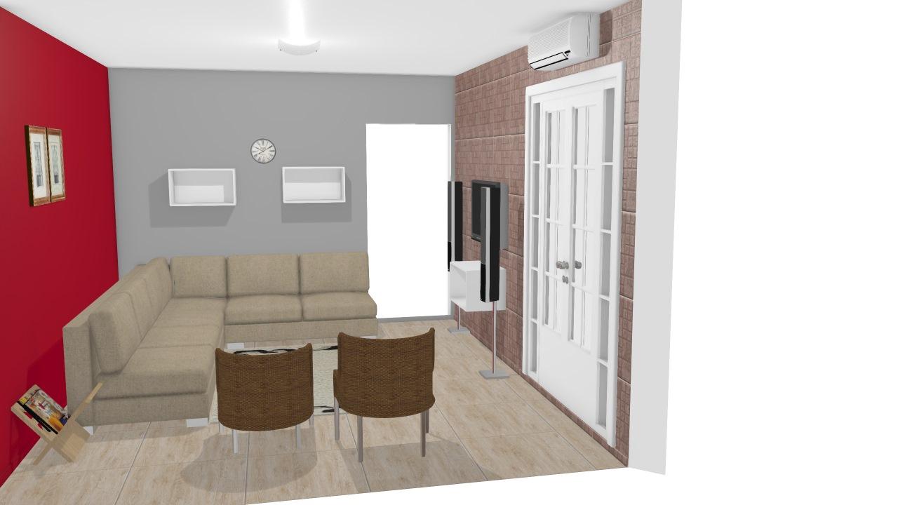 Meu projeto no Mooble/sala