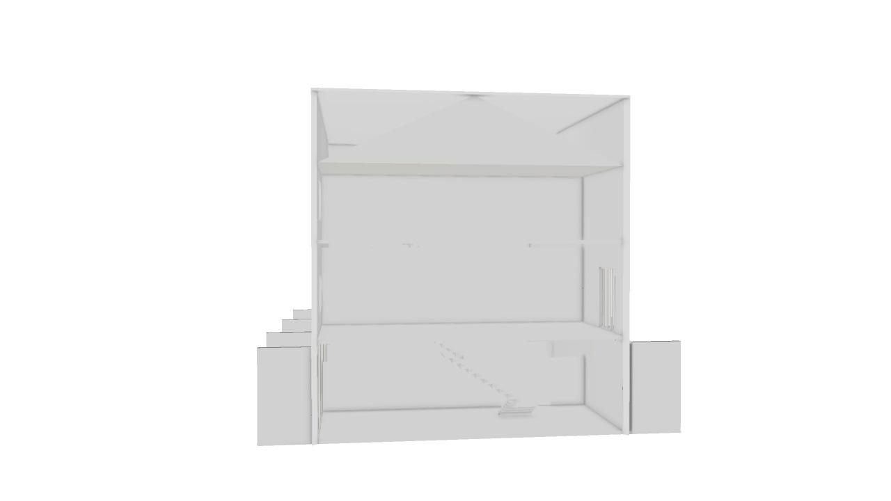 casas germinadas - fachada