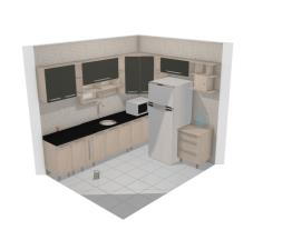 Projeto Cozinha Ana Meire
