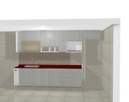 Cozinha apto 4