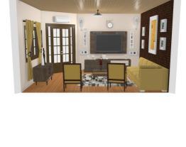 sala casa nova