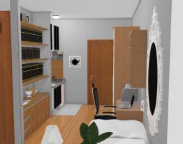 Dormitório Mary