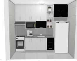 Cozinha marselha pequena