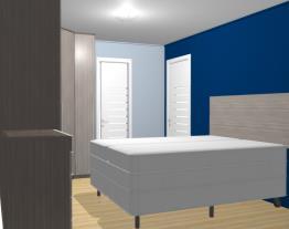Dormitório Casal Casa térrea