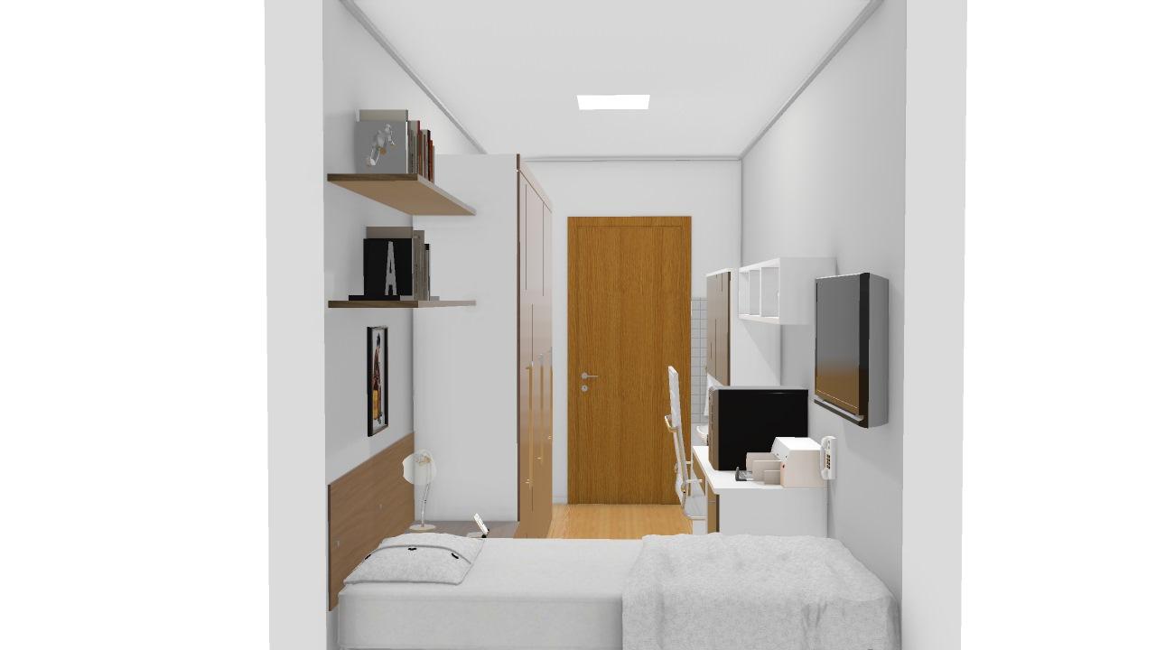 Dormitório Shani