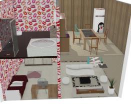 Casa simples 2 andares (leia a descrição)