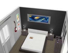 quarto simples