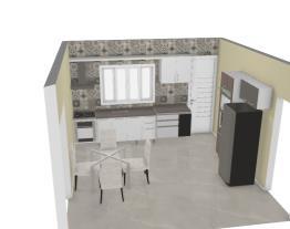 cozinha casa nova -modelo 3