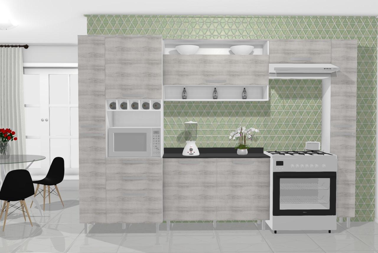 Cozinha Diva Nesher