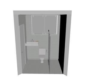 Banheiro Pequeno (sala)
