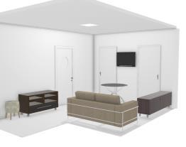 Projeto 3D Sala