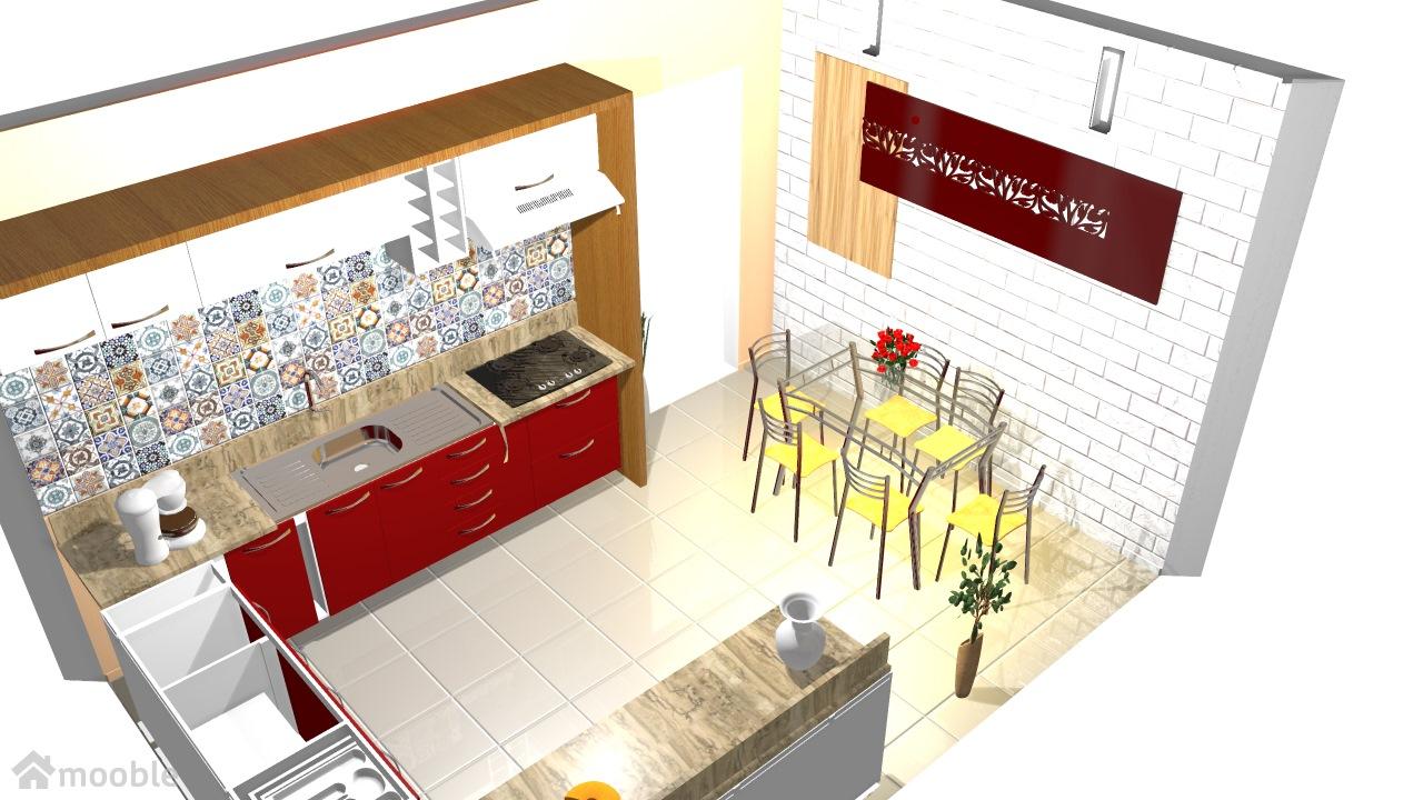 nova cozinha