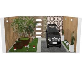 jardim Garagem casa 40