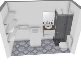Banheiro/Área de serviço
