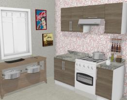 Cocina 1800 - Modelo 1