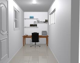 corredor quarto escritorio e sapateira 3