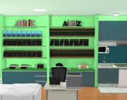 Dormitório Zelig