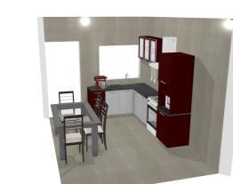cozinha de casa