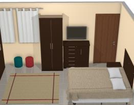 Meu quarto....
