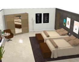 Quarto (Casa moderna)