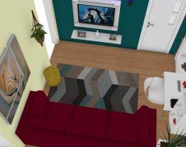 Sala e escritório (Dijane)
