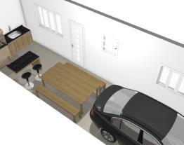 Area de lazer - Garagem