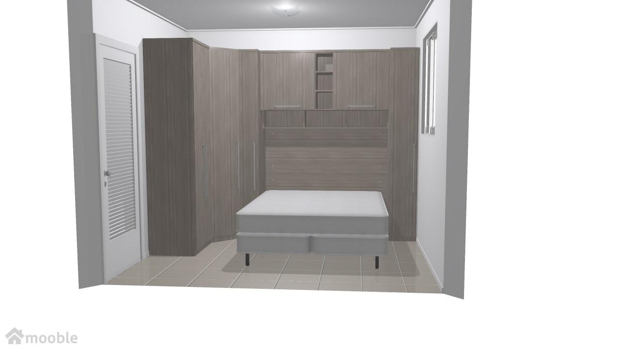 projeto renato vila do horto quarto casal