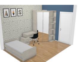 Dormitório Solteiro Robel