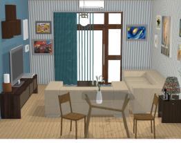 sala casa 33