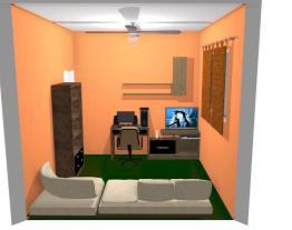 Sala de TV Sheila