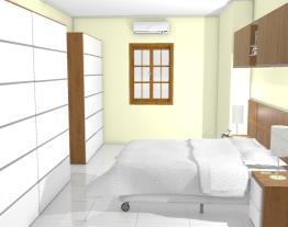 Srº Pinheiro - Dormitório Casal