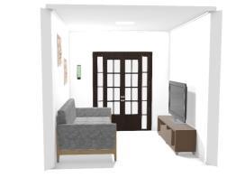 Sala de Estar - casa nova