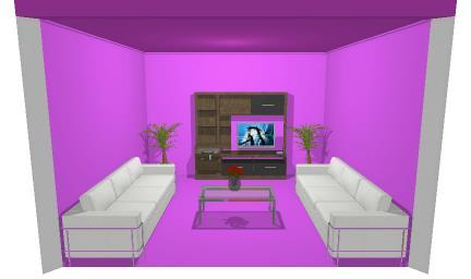 Meu projeto no Mooble sala de brenda