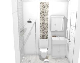 Banheiro da Pri